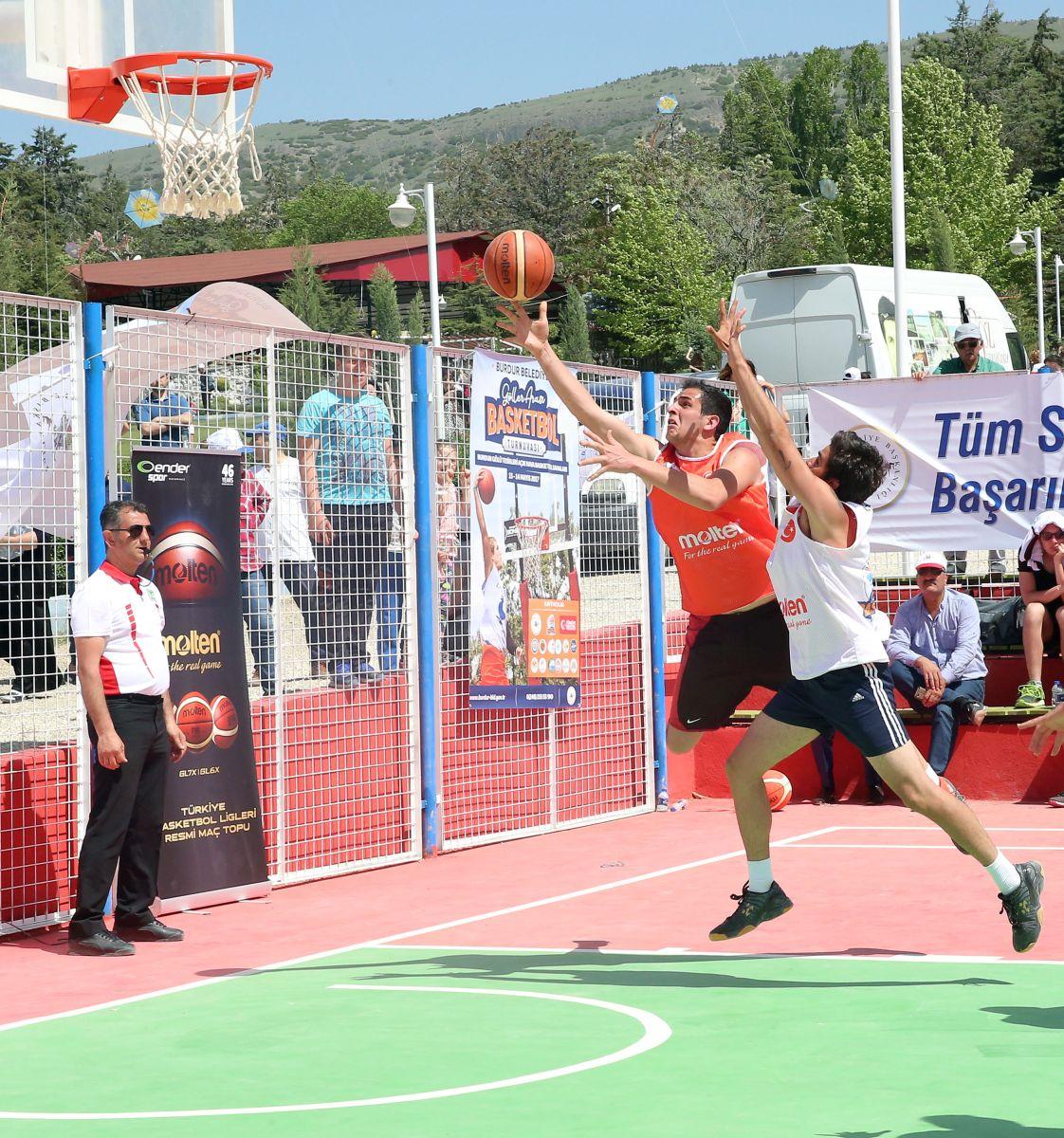 Göller Arası Basketbol Turnuvası – Burdur