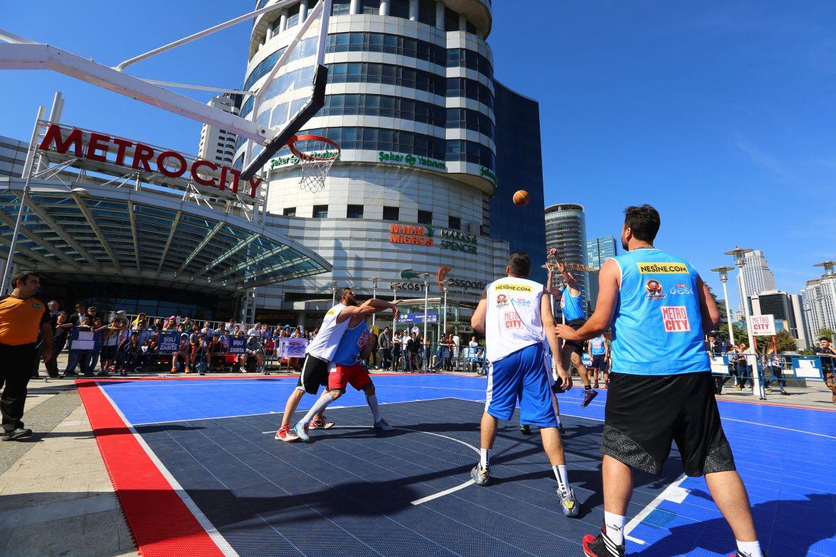 Ballbasket 2015