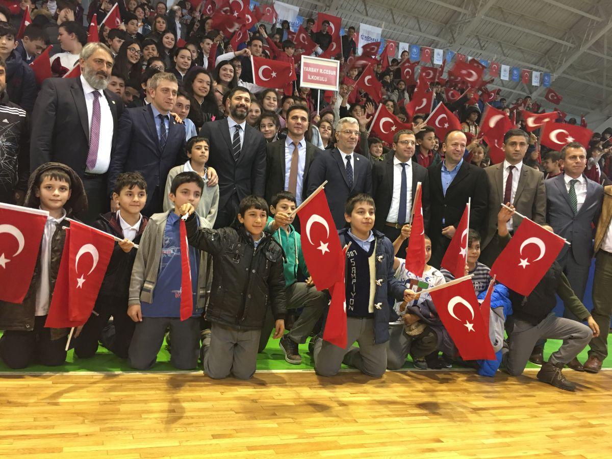 Kocaeli Kardeş Pası 3×3 Basketbol Turnuvası – TRT Spor'da