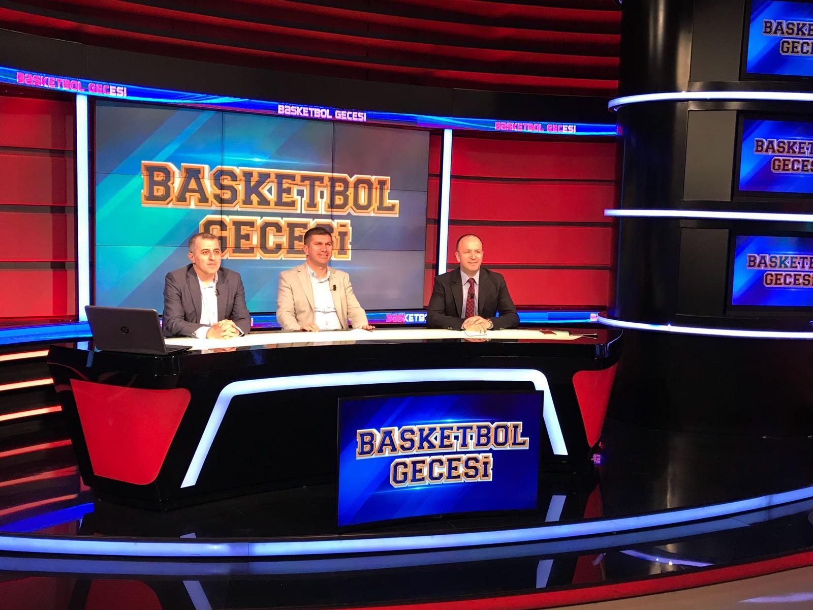 Göller Arası Basketbol Turnuvası Sports TV'de (23 Mayıs)