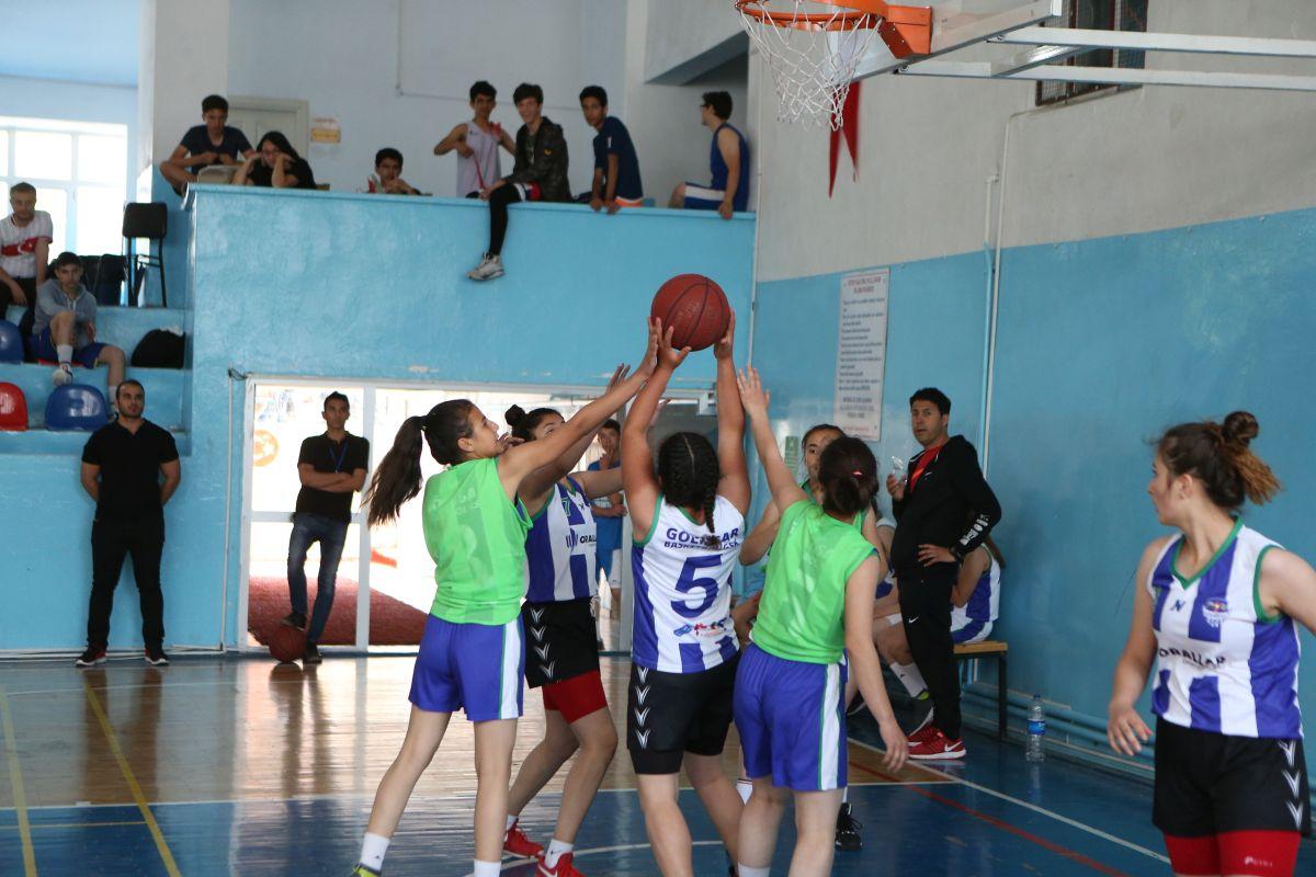 Göller Arası Basketbol Turnuvası Burdur Etabı (TRT Spor)
