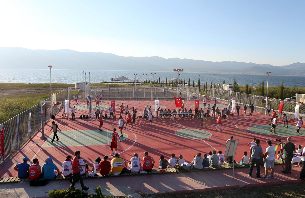 2. Uluslararası Göller Arası Basketbol Turnuvası (TRT Spor)