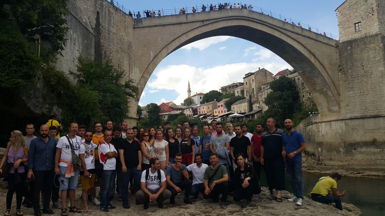 Balkan Kervanı / Mostar Etkinliği