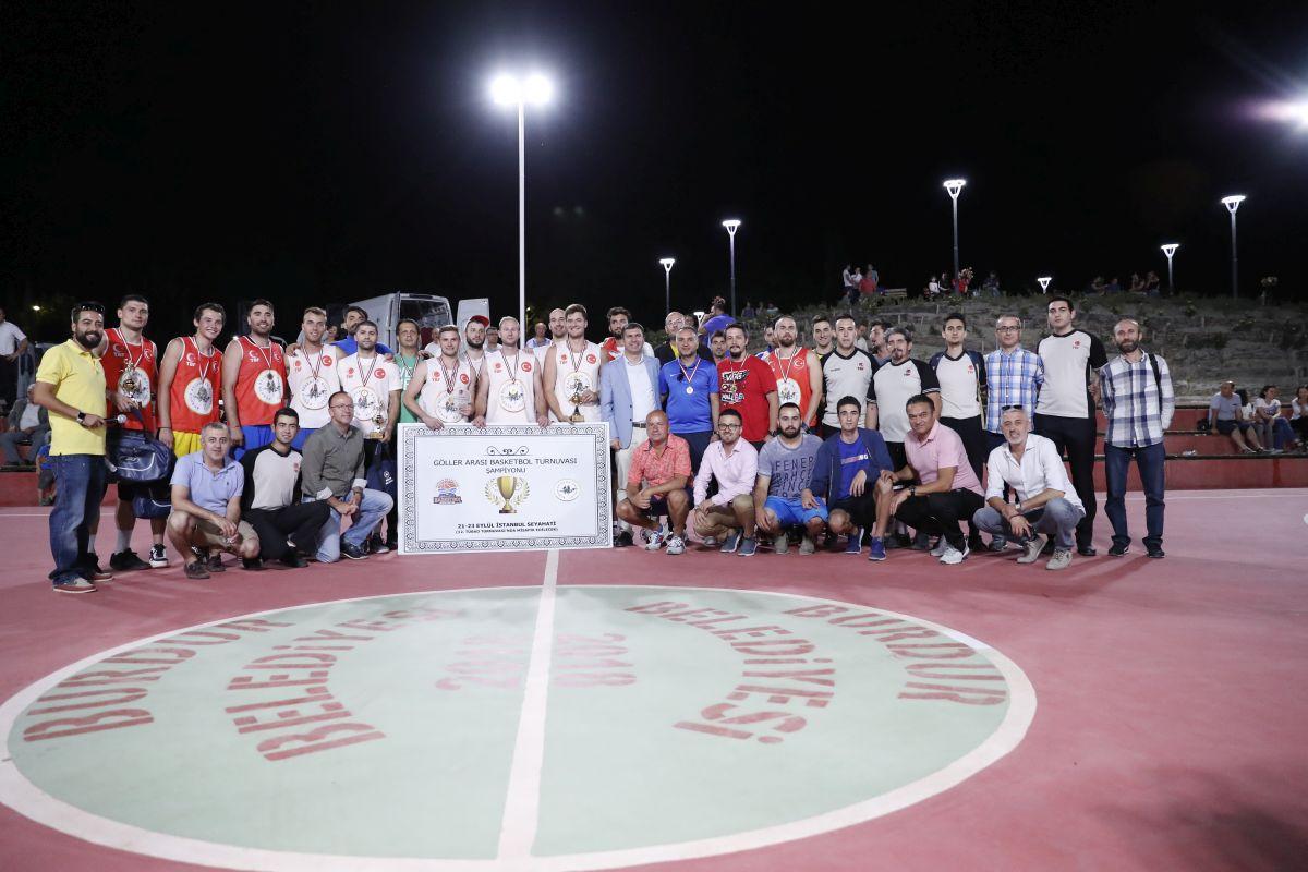 Göller Arası Basketbol Turnuvası