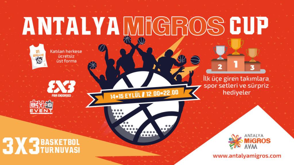Antalya 3x3 Basketbol